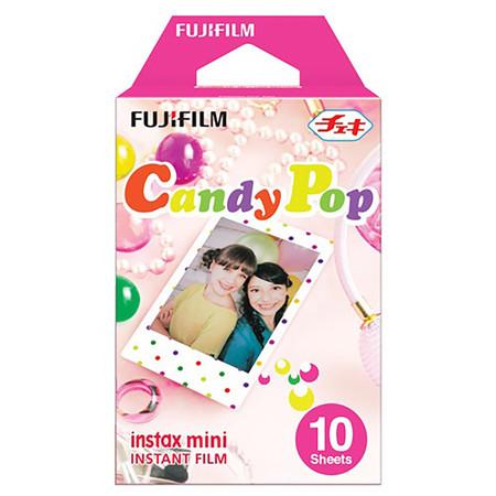 Fujifilm Instax Mini Film Candy Pop