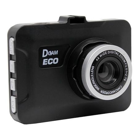 Dcam Car Camera Eco Black