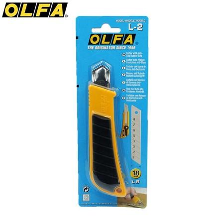 OLFA มีดคัตเตอร์ รุ่น L-2