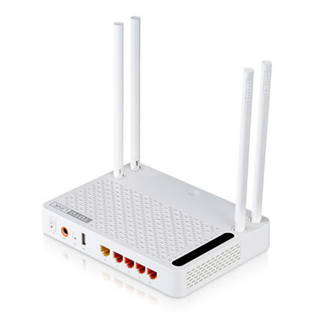 TOTOLINK A3002RU AC1200 Wireless Dual Band Gigabit NAS Router