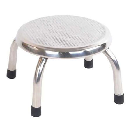 เก้าอี้สแตนเลสกลม-แบบเตี้ย (ST-002)