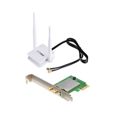 TOTOLINK A1200PE AC1200 Wireless Dual Band PCI-E Card