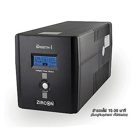 Zircon UPS Smooth-L 1200VA Black
