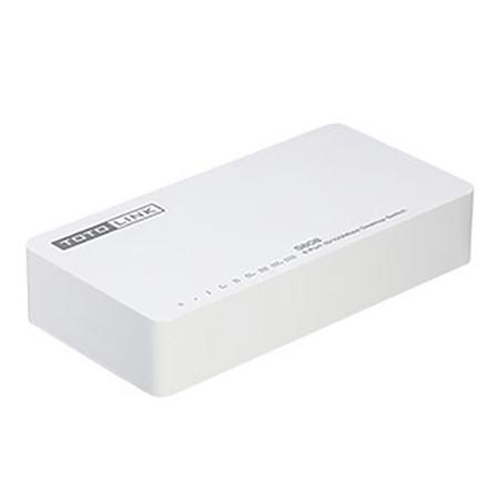 TOTOLINK S808 8-Port 10/100Mbps Desktop Switch