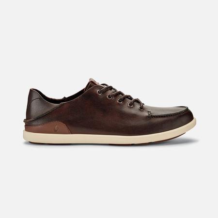 Olukai รองเท้าผู้ชาย 10378-SA20 M-NALUKAI KONACOFFEE/TAPA 11 US