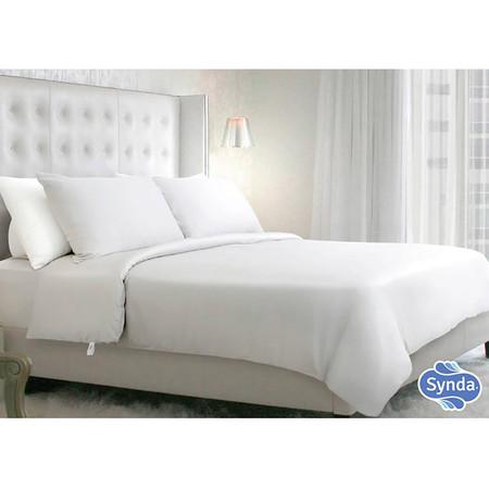 Synda ปลอกผ้านวม MAGIC WHITE Size 3.5 ฟุต