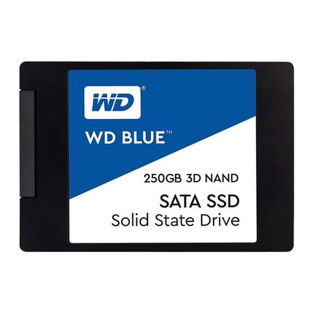 WD SSD Blue 2.5