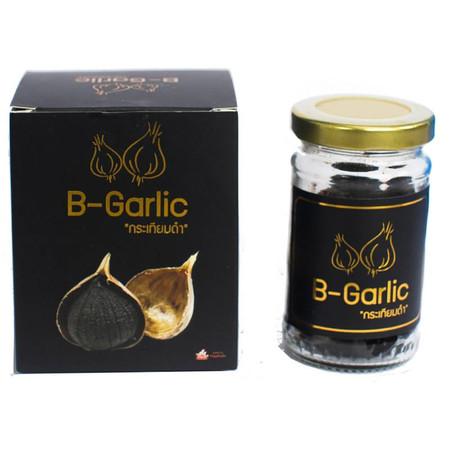 B-Garlic กระเทียมดำ 60 ก. x 6 ขวด