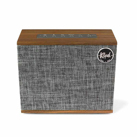 Klipsch ลำโพงไร้สาย Heritage Groove High-End Bluetooth Speaker Walnut