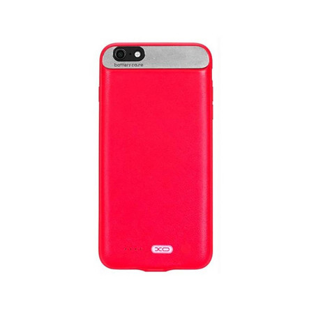 XO Back Clip Powerbank for iPhone 6 Plus Red