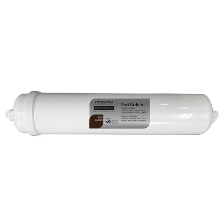MAZUMA ไส้กรองPOST คาร์บอน DIA 2.5 นิ้ว
