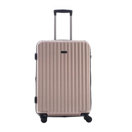 Caggioni Basic Luggage 60008 28 นิ้ว สีชมพู