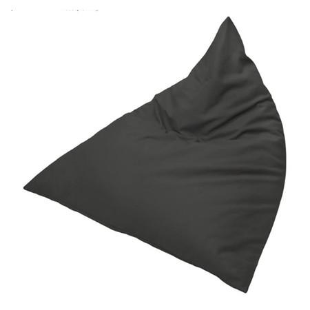 Your Style BeanBag สามเหลี่ยมผ้ากำมะหยี่ ดำ