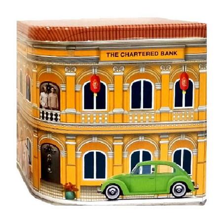 ชิโนฯกล่องดนตรี ธนาคารชาร์เตอร์ (ขนมเต้าส้อสามรสไข่เค็ม) 250 ก.