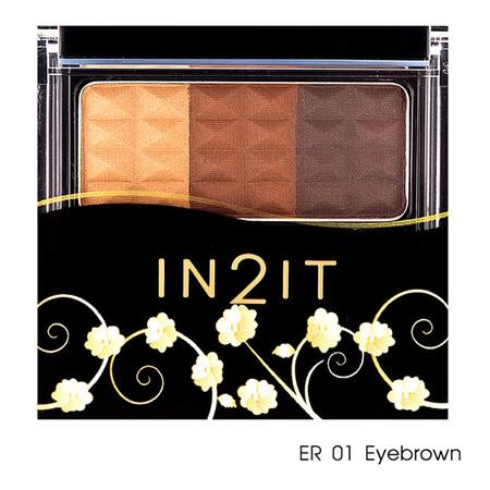 IN2IT Waterproof Eyebrow Color 3.5 ก.#ER01 Eyebrown