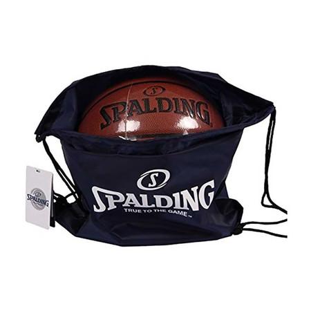 Spalding Basketball Bag ไซส์ 7 Navy Blue Colour