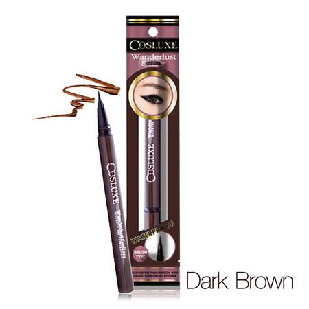 Cosluxe wanderlust eyeliner Dark brown