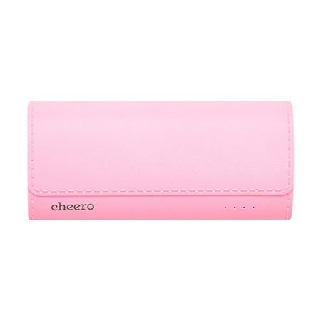 แบตสำรอง Cheero Grip 4 5,200 mAh CHE-064-PI สี Pink