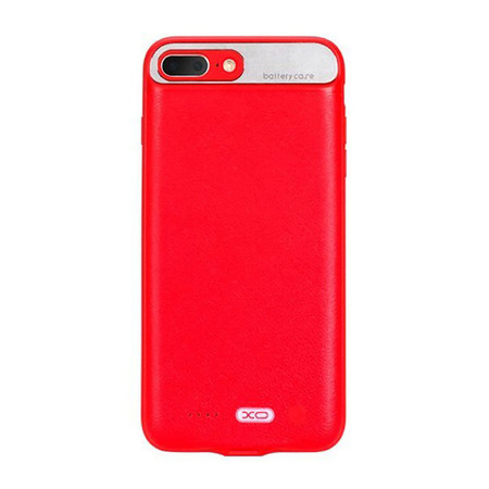 XO Back Clip Powerbank for iPhone 7 Plus Red