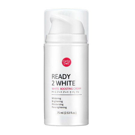Cathy Doll Ready 2 White Boosting Cream 75 มล.