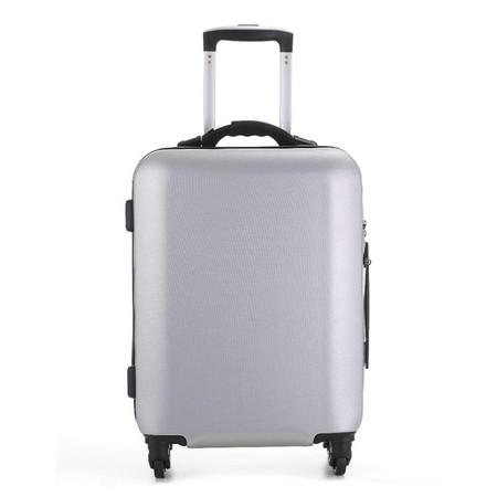 ProDiGee S03 Silver 20 นิ้ว smart luggage กระเป๋าล้อลากอัจฉริยะ รองรับทั้ง iOS และ Android