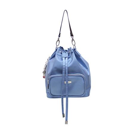 Huskies กระเป๋าสะพายแฟชั่น รุ่น HK02-684 BE-สีฟ้า