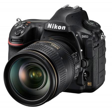 Nikon DSLR Camera D850 24-120 4G ED VR Kit