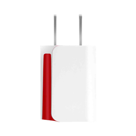 XO Travel Charger L7 Red