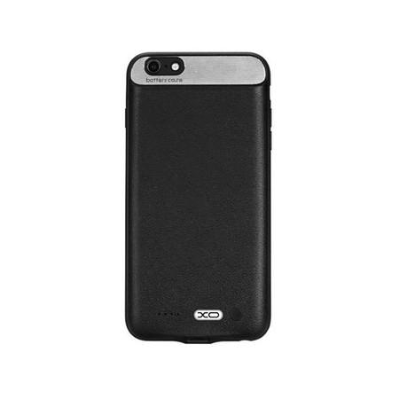 XO Back Clip Powerbank for iPhone 6 Plus Black