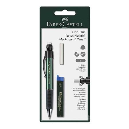 Faber Castell Mechanical pencil Grip Plus 0.7 มม. (Mix colour)