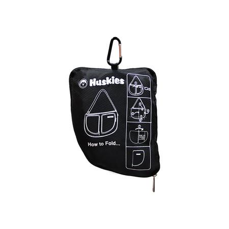 Huskiesกระเป๋าเดินทางพับได้ รุ่น HK 02-674 BL (สีดำ)