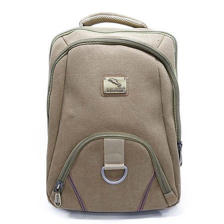 Dolphin bag กระเป๋าเป้ A3019 สีตาล