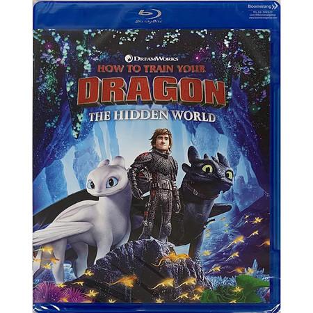 Blu-ray How to Train Your Dragon: The Hidden World อภินิหารไวกิ้งพิชิตมังกร 3