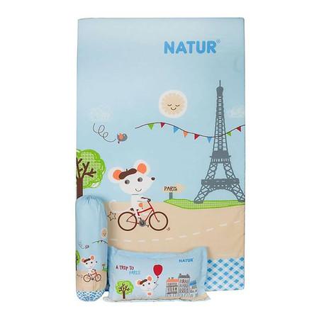 NATUR ชุดที่นอนฟองน้ำ France