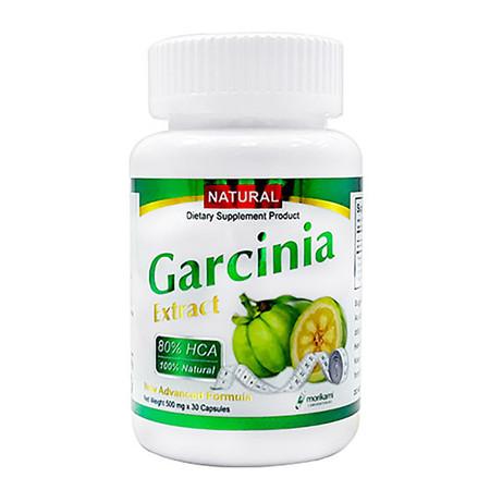 Morikami Garcinia Extract โมริคามิ สารสกัดจากส้มแขก 500 มก.