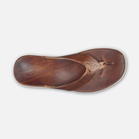 Olukai รองเท้าผู้ชาย 10386-FXFX M-NALUKAI SANDALFOX/FOX 10 US