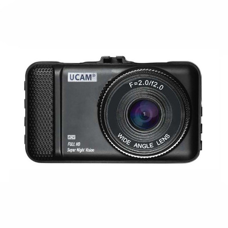 UCAM Car Camera MIGHTY T10 Black