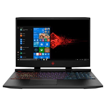 HP Notebook OMEN 15-dc1027TX Shadow Black