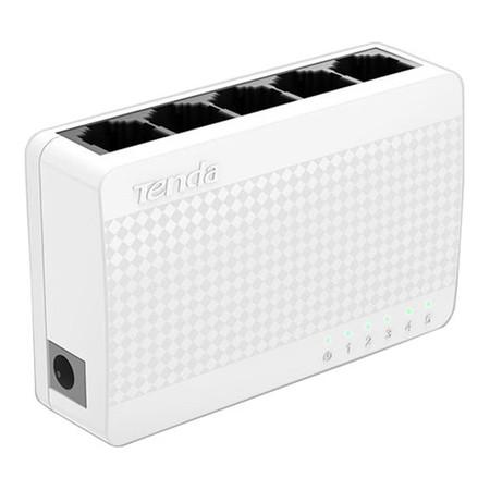 Tenda S105 5 port 10/100Mbps Desktop Switch
