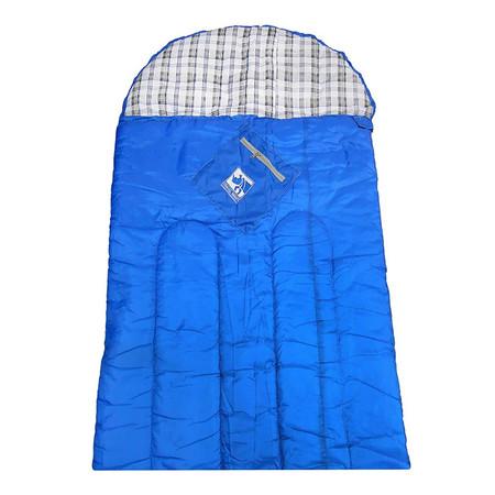 ถุงนอน ขนาด 300 ก. รุ่น NorthStar รหัส 303-301 สีฟ้า