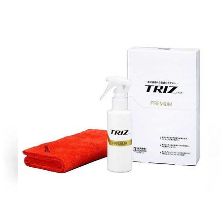 ชุดเคลือบแก้วแท้ TRIZ PREMIUM COATING TECHNOLOGY