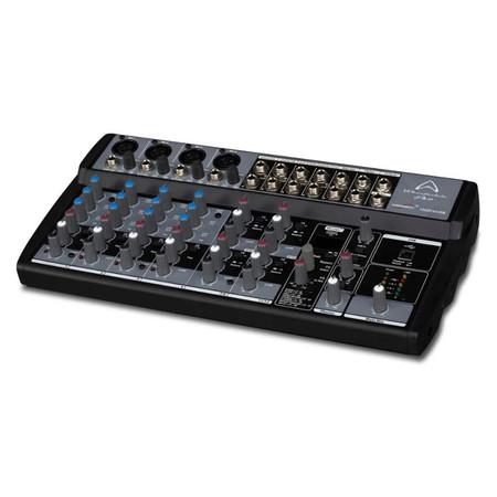 Wharfedale เครื่องมิกเซอร์ Connect 1202USB/FX Black