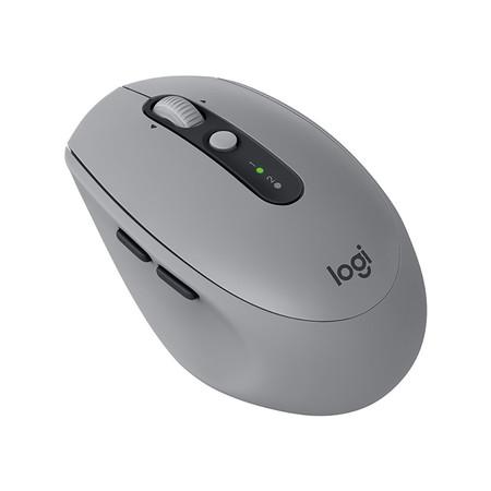 Logitech Wireless Mouse M590 Multi Device Silent Gray