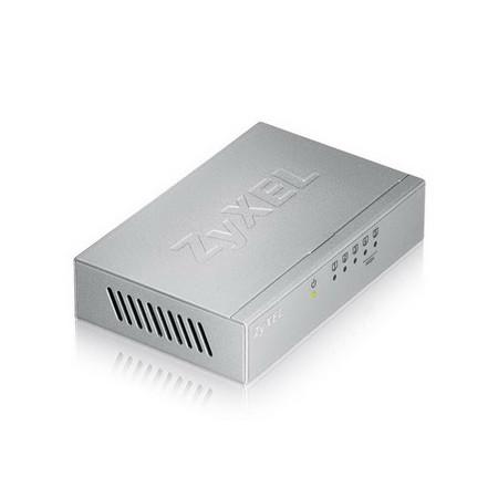 Zyxel สวิชต์ รุ่น ES-105A v3 5-Port Desktop Fast Ethernet Switch