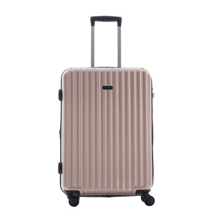 Caggioni Basic Luggage 60008 24 นิ้ว สีชมพู