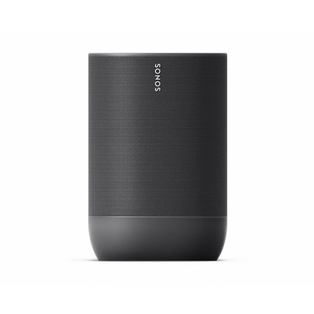 Sonos ลำโพงอัจฉริยะไร้สาย Move Black