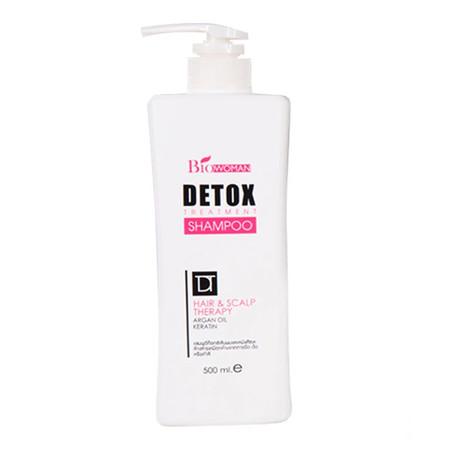 Bio woman Detox Shampoo 500 ml