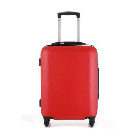 ProDiGee S03 Red 20 นิ้ว smart luggage กระเป๋าล้อลากอัจฉริยะ รองรับทั้ง iOS และ Android