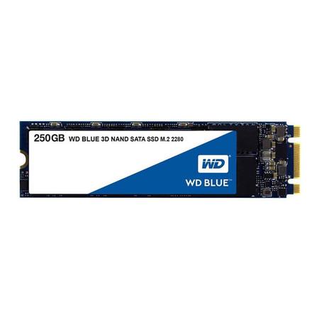 WD SSD Blue M.2 SATA3(6GB/S) 250 GB (WDS250G2B0B)