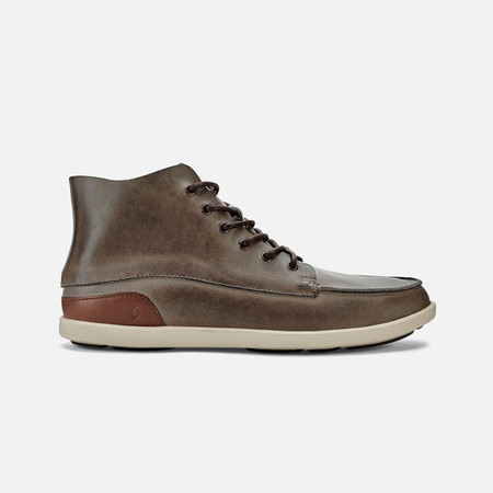 Olukai รองเท้าผู้ชาย 10376-FX19 M-NALUKAI BOOT FOX/BONE 10 US